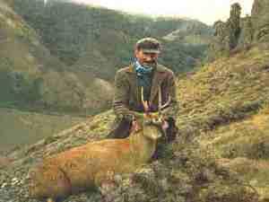 En Parque Nacional Nahuel Huapi